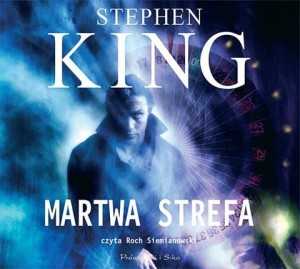 Martwa strefa, Stephen King - audiobook CD mp3