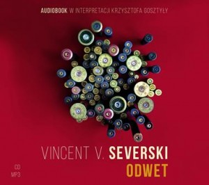 Odwet, Vincent V. Severski - audiobook CD mp3