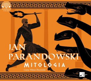 Mitologia, Jan Paradowski - audiobook CD mp3