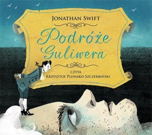 Podróże Guliwera, Jonathan Swift - audiobook CD mp3