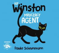Kot Winston. Mruczący agent, Frauke Scheunemann - audiobook CD mp3