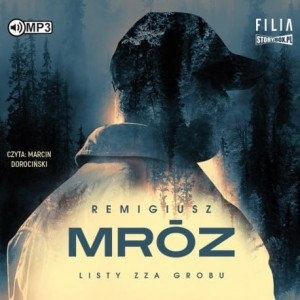 Listy zza grobu, Remigiusz Mróz - audiobook CD mp3