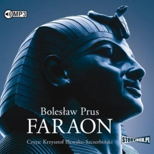 Faraon, Bolesław Prus - audiobook CD mp3