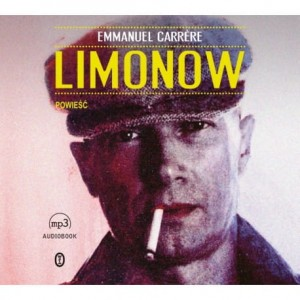 Limonow, Emmanuel Carrère - audiobook CD mp3