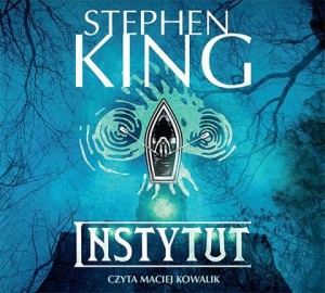 Instytut, Stephen King - audiobook CD mp3