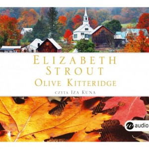 Olive Kitteridge, Elizabeth Strout - audiobook CD mp3