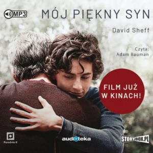 Mój piękny syn, David Sheff - audiobook CD mp3