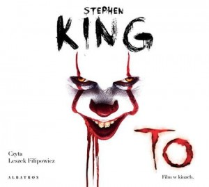 To, Stephen King - audiobook CD mp3