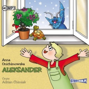 Aleksander, Anna Onichimowska - audiobook CD mp3