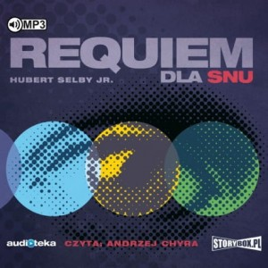Requiem dla snu, Hubert Selby Jr. - audiobook CD mp3