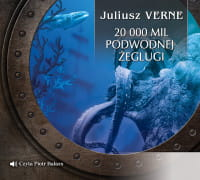 20 000 mil podmorskiej żeglugi, Julisz Verne - audiobook CD mp3