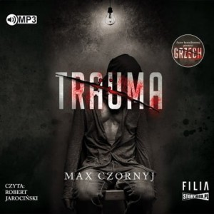 Trauma, Max Czornyj - audiobook CD mp3