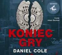 Koniec gry, Daniel Cole - audiobook CD mp3