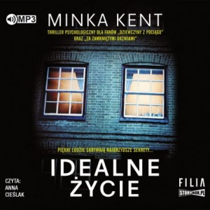 Idealne życie, Minka Kent - audiobook CD mp3