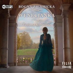 Wenecjanka, Bogna Ziembicka - audiobook CD mp3