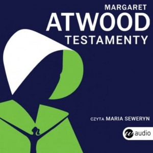 Testamenty, Margaret Atwood - audiobook CD mp3
