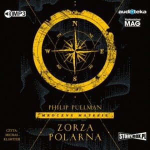 Zorza polarna, Philip Pullman - audiobook CD mp3