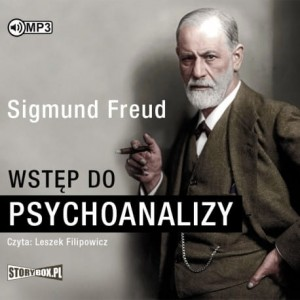 Wstęp do psychoanalizy, Sigmund Freud - audiobook CD mp3