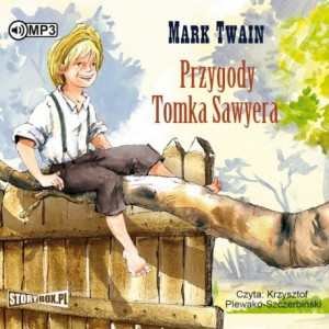 Przygody Tomka Sawyera. Mark Twain - audiobook CD mp3