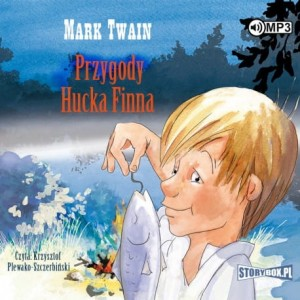 Przygody Hucka Finna, Mark Twain - audiobook CD mp3