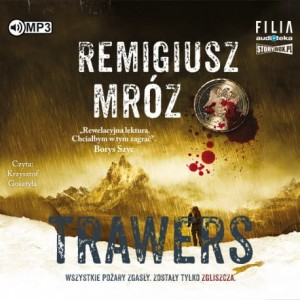 Trawers, Remigiusz Mróz - audiobook CD mp3