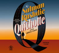 Quichotte, Salman Rushdie - audiobook CD mp3