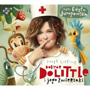 Doktor Dolittle i jego zwierzaki, Hugh Lofting - audiobook CD mp3