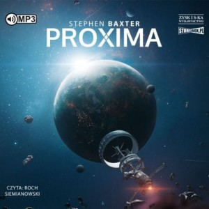 Proxima, Stephen Baxter - audiobook CD mp3