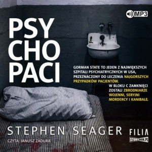Psychopaci, Stephen Seager - audiobook CD mp3