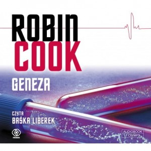 Geneza, Robin Cook - audiobook CD mp3