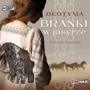 Branki w jasyrze, Deotyma - audiobook CD mp3