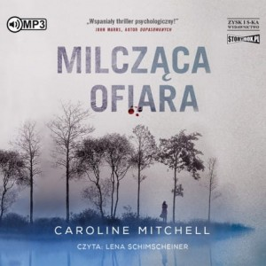 Milcząca ofiara, Caroline Mitchell - audiobook CD mp3