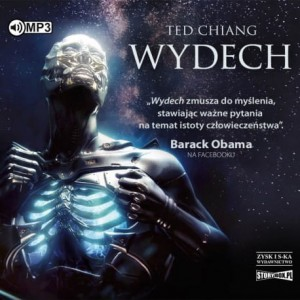 Wydech, Ted Chiang - audiobook CD mp3