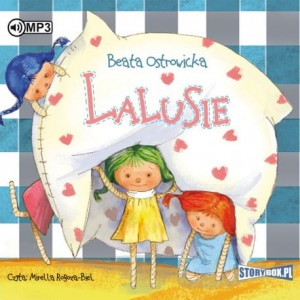 Lalusie. Beata Ostrowicka - audiobook CD mp3