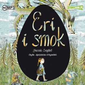Eri i smok. Tom 1, Jacek Inglot - audiobook CD mp3