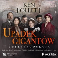 Upadek gigantów (superprodukcja audio), Ken Follett - audiobook CD mp3