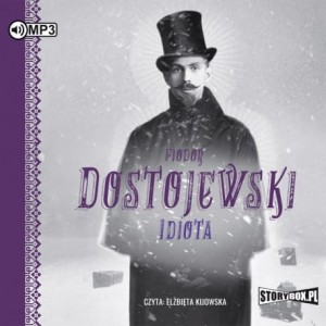 Idiota, Fiodor Dostojewski - audiobook CD mp3