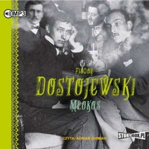 Młokos, Fiodor Dostojewski - audiobook CD mp3