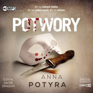 Potwory, Anna Potyra - audiobook CD mp3