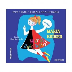 Witaj, Karolciu! Maria Kruger - audiobook CD mp3