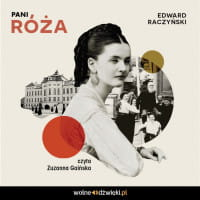 Pani Róża, Edward Raczyński - audiobook CD mp3