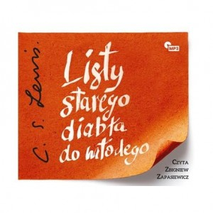 Listy starego diabła do młodego, Clive Staples Lewis - audiobook CD mp3
