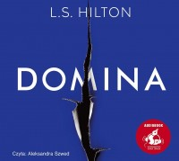 Domina, L.S. Hilton - audiobook na płycie CD mp3