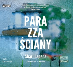 Para zza ściany. Shari Lapena - audiobook CD mp3