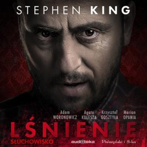 Lśnienie, Stephen King - audiobook płyta CD mp3