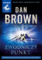 Zwodniczy punkt, Dan Brown - audiobook płyta CD - mp3