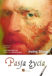 Pasja życia, Irving Stone - audiobook płyta CD - mp3