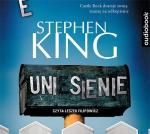 Uniesienie, Stephen King - audiobook CD mp3