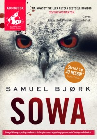 Sowa, Samuel Bjork - audiobook płyta CD mp3