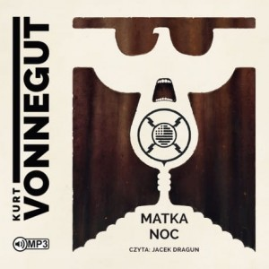 Matka noc, Kurt Vonnegut - audiobook CD mp3